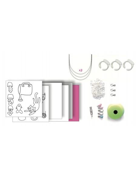 SYCOMORE - PLASTIQUE FOU BIJOUX - LOVELY BOX PETIT MODELE