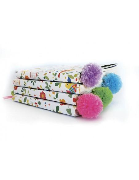 SYCOMORE - POMPONS - LOVELY BOX PETIT MODELE