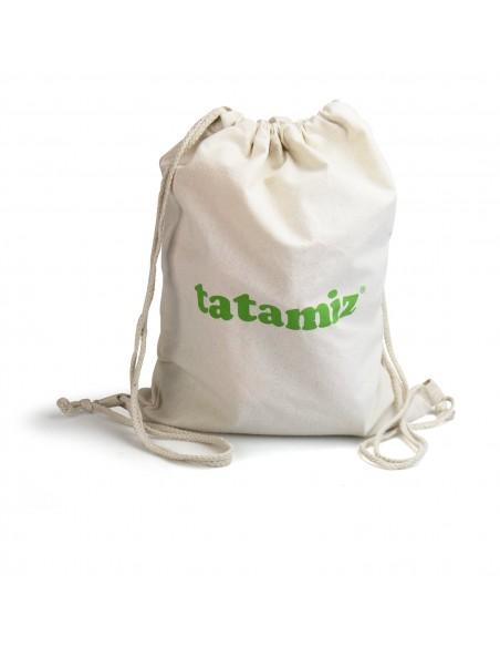 TATAMIZ - JEU DE QUILLES FINLANDAISES EN MOUSSE & TOT BAG