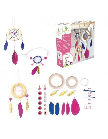 SYCOMORE - BIJOUX ATTRAPES REVES - LOVELY BOX