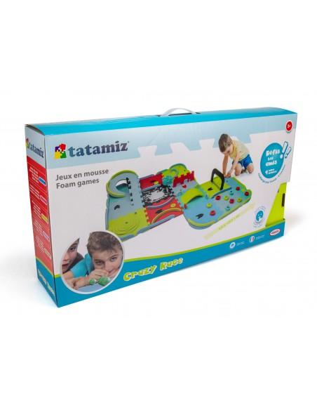 TATAMIZ - MARBLE SET - TAPIS PUZZLE EN MOUSSE