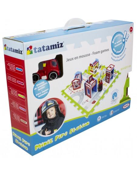 TATAMIZ - MINIZ STATION DE POMPIER